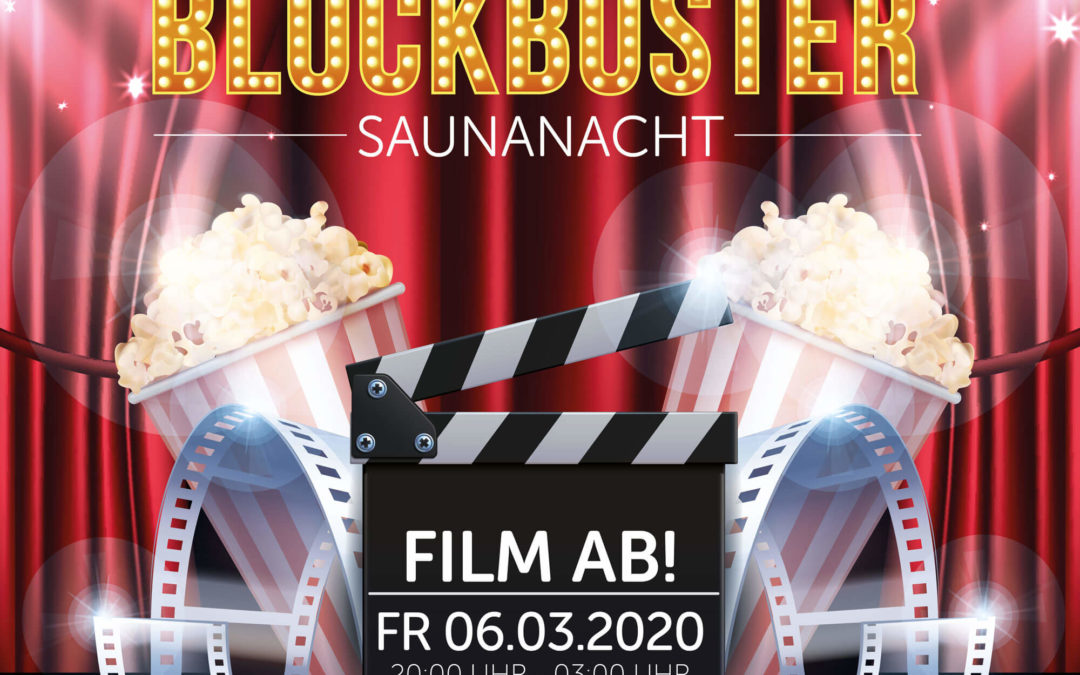 Blockbuster Saunanacht