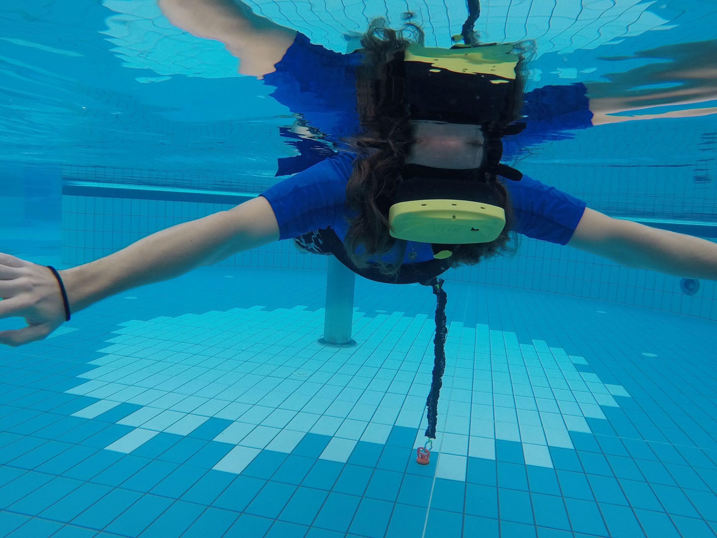 VR-Schnorcheln: Atlantis-Gäste tauchen in eine neue Welt ein. Im Ruhrgebiet bislang exklusiv!