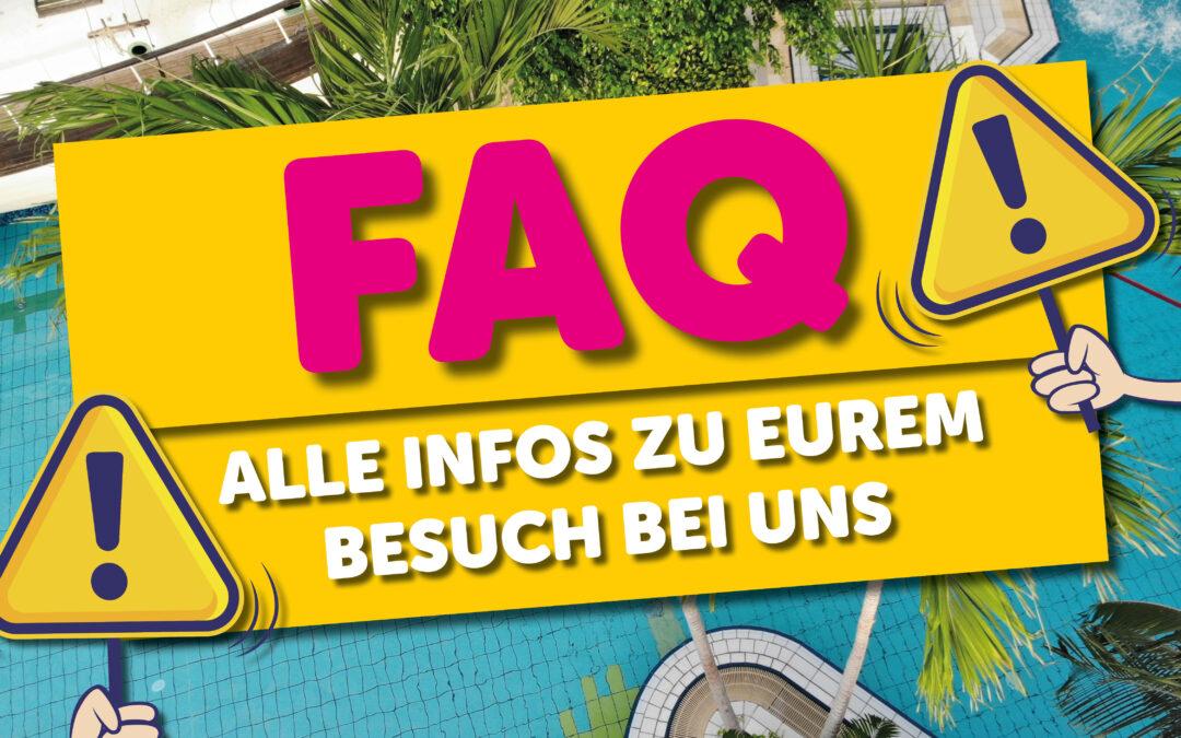 FAQ: Dein Weg zum Spaß