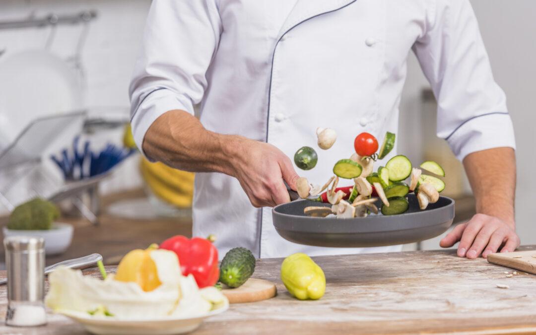 Gastronomiemitarbeiter/in in Teilzeit (w/m/d)
